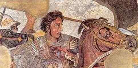 亚历山大东征 揭秘亚历山大大帝东征时中国处于什么朝代