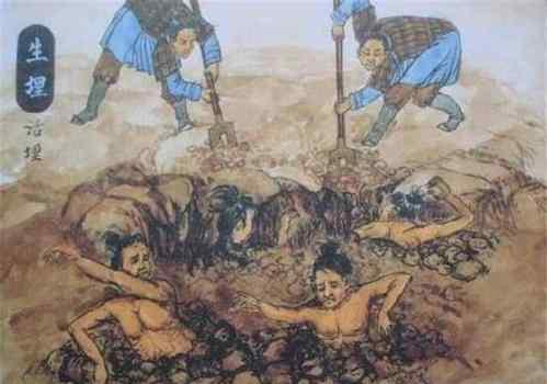 731惨无人道阴刑 和虿盆一样恶心的酷刑蛇钻洞 妲己发明的虿盆酷刑有多残忍?