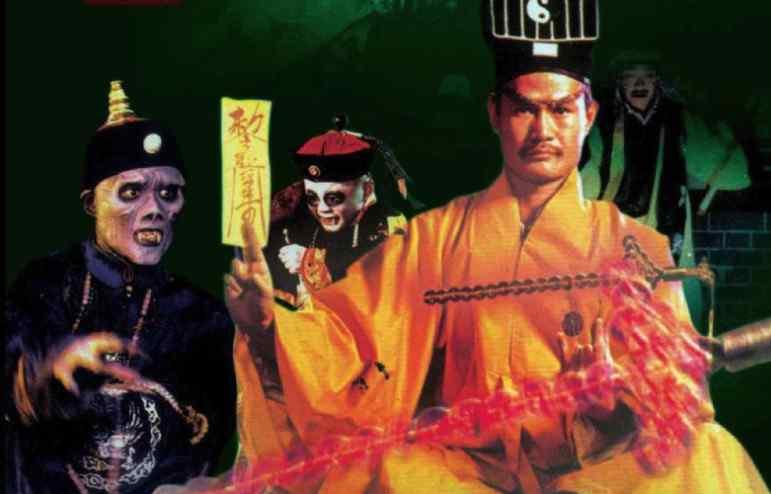 为什么僵尸都穿清朝官服 为什么僵尸都穿清朝官服 林正英作品背景都在那个时期