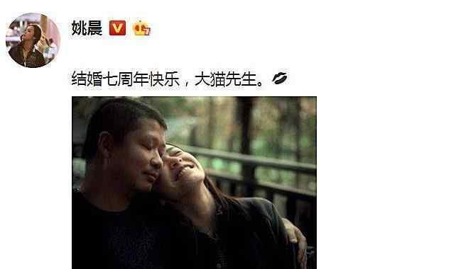 姚晨再婚 凌潇肃姚晨结婚几年 为什么离婚后姚晨会选择曹郁再婚