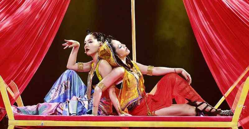 龙套妹 舞林大会李斯丹妮直言要用心跳舞 用魅力舞步征服观众