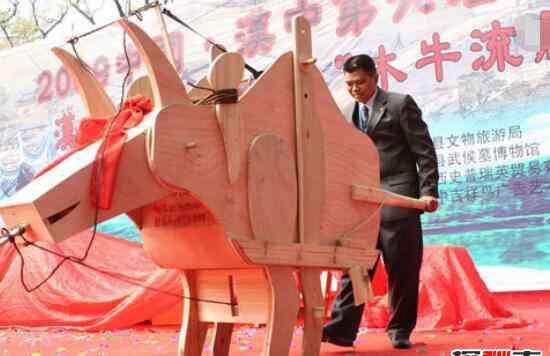 木牛流马谁发明的 诸葛亮的木牛流马之谜,疑为东汉时期独轮车