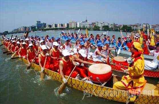 端午节赛龙舟的寓意 端午节为什么要赛龙舟 端午节赛龙舟的寓意