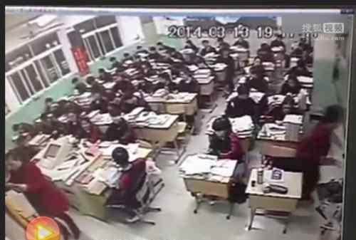 萧振高三学生跳楼自杀事件 萧振高中高三学生跳楼只在一瞬间 事件原因调查中