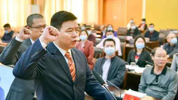王川 王川任北海市合浦县人民政府副县长、代县长