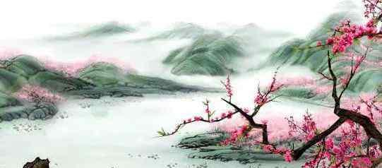 读桃花源记有感 走出桃花源 处处风景